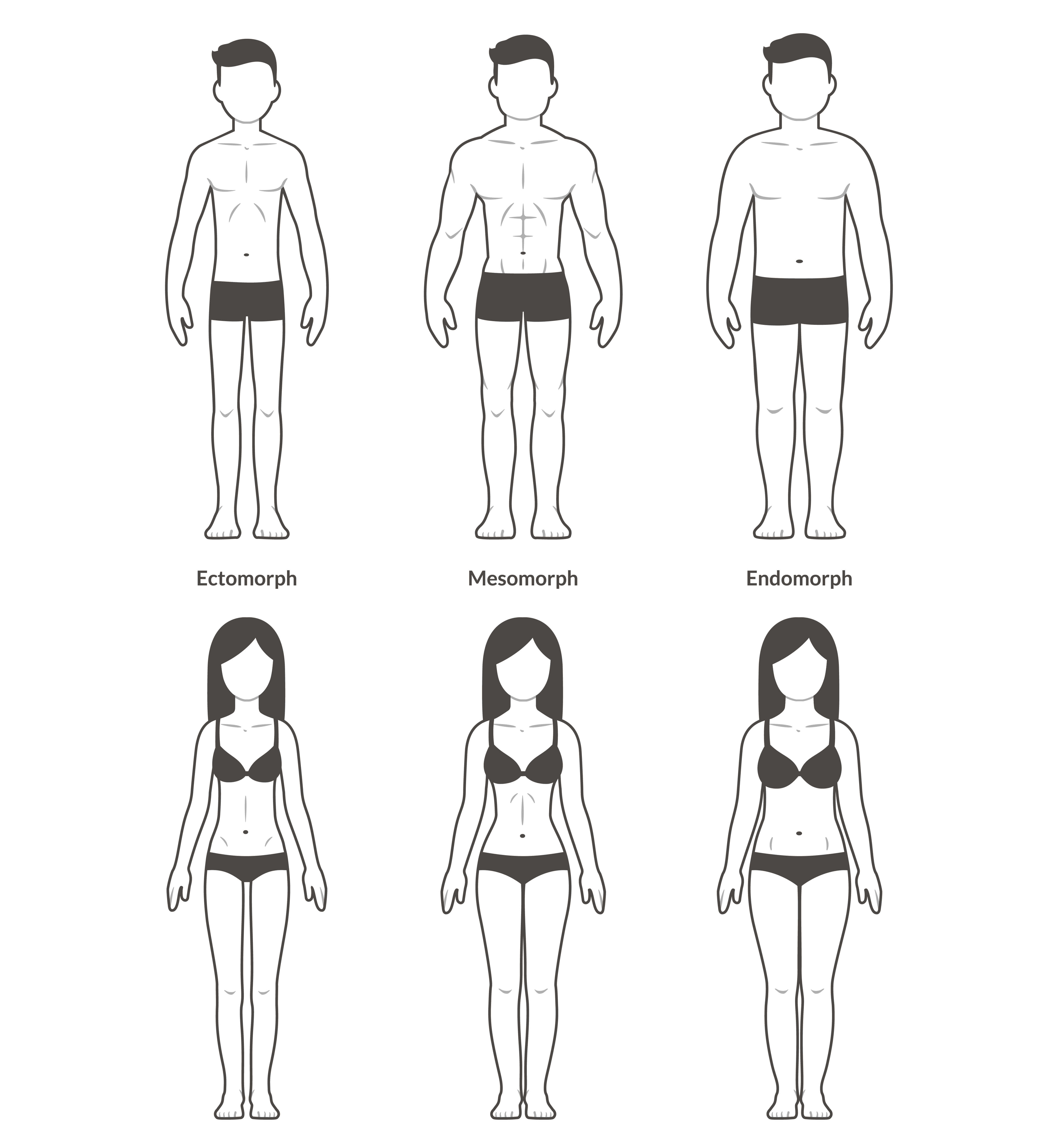 Do you know what is your body type?